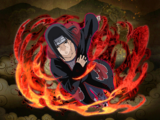 """Itachi Uchiha """"Eyes Which Weave Truth and Lies"""" (★5)"""