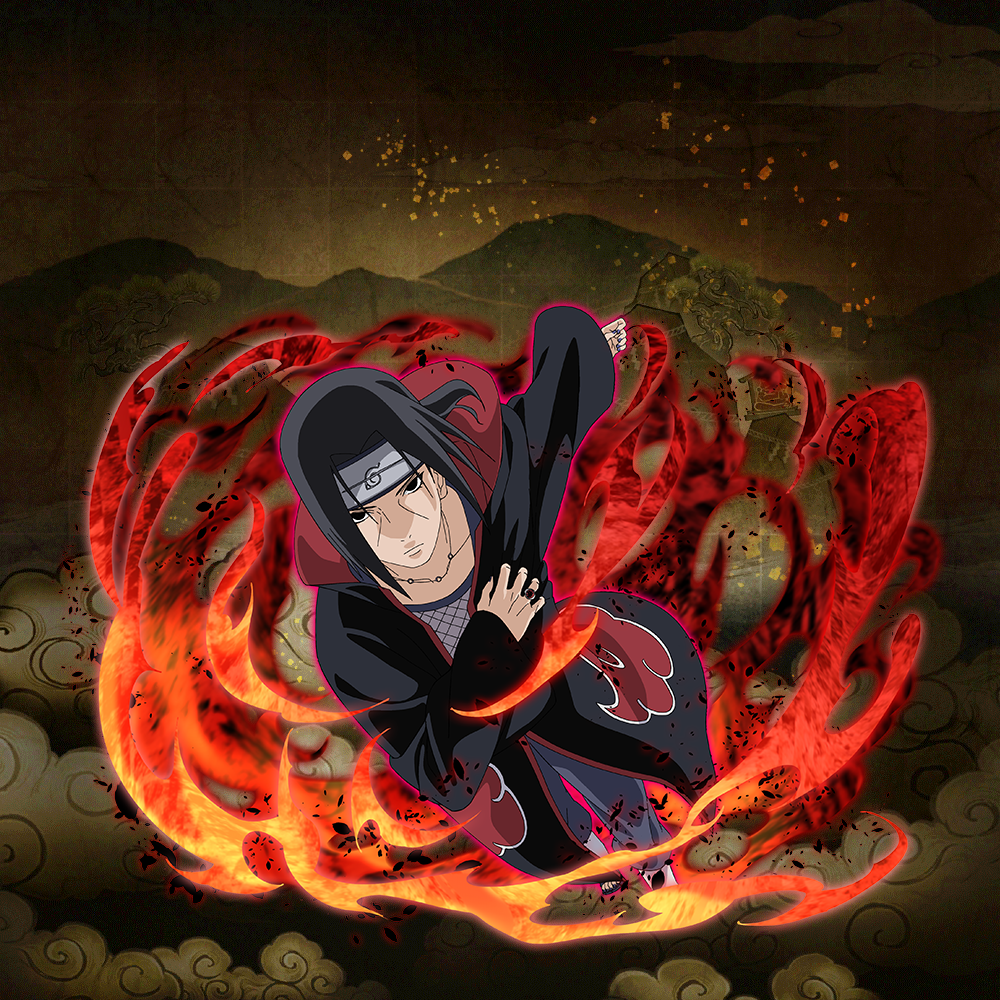 "Itachi Uchiha ""Eyes Which Weave Truth and Lies"" (★5)"