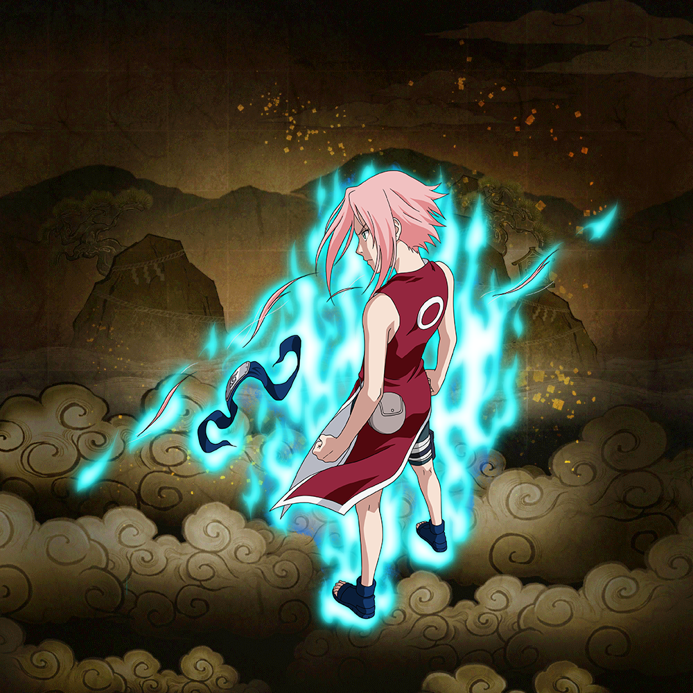 """Sakura Haruno """"Hardened Resolve"""" (★5)"""