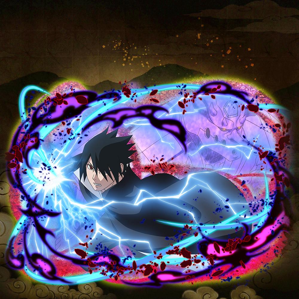 """Sasuke Uchiha """"Long Road to Atonement"""" (★6)"""