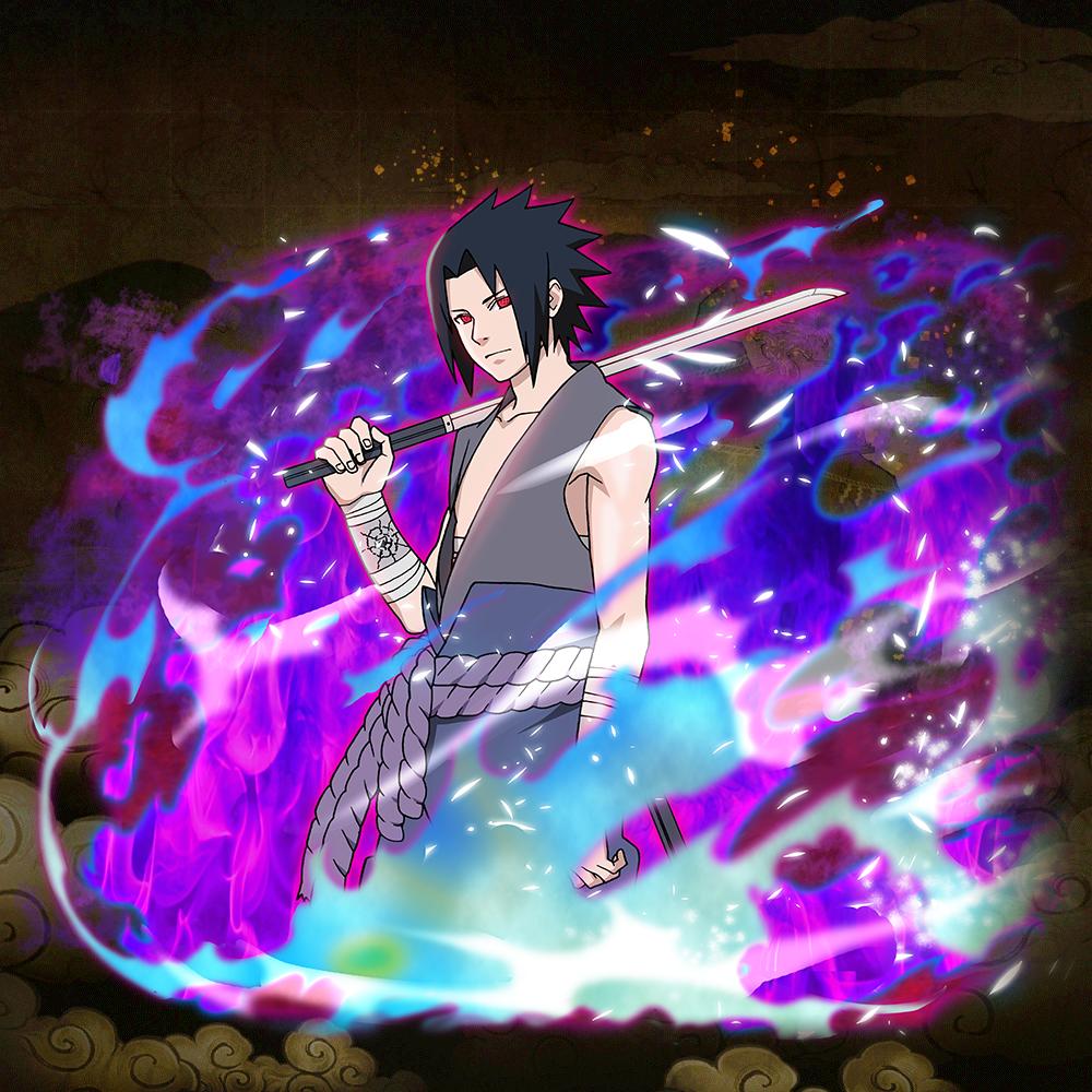"""Sasuke Uchiha """"Thunder of Retaliation"""" (★6)"""