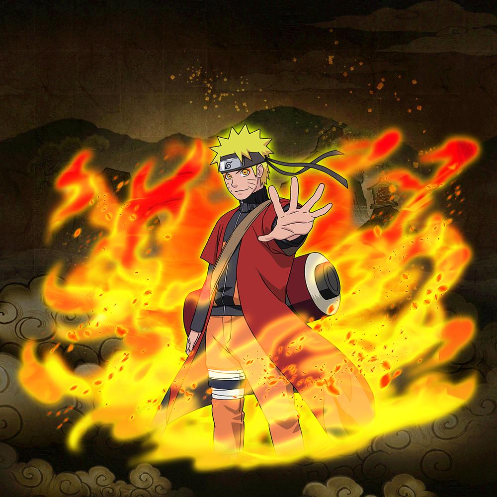 "Naruto Uzumaki ""Indomitable Ninja Way"" (★5)"