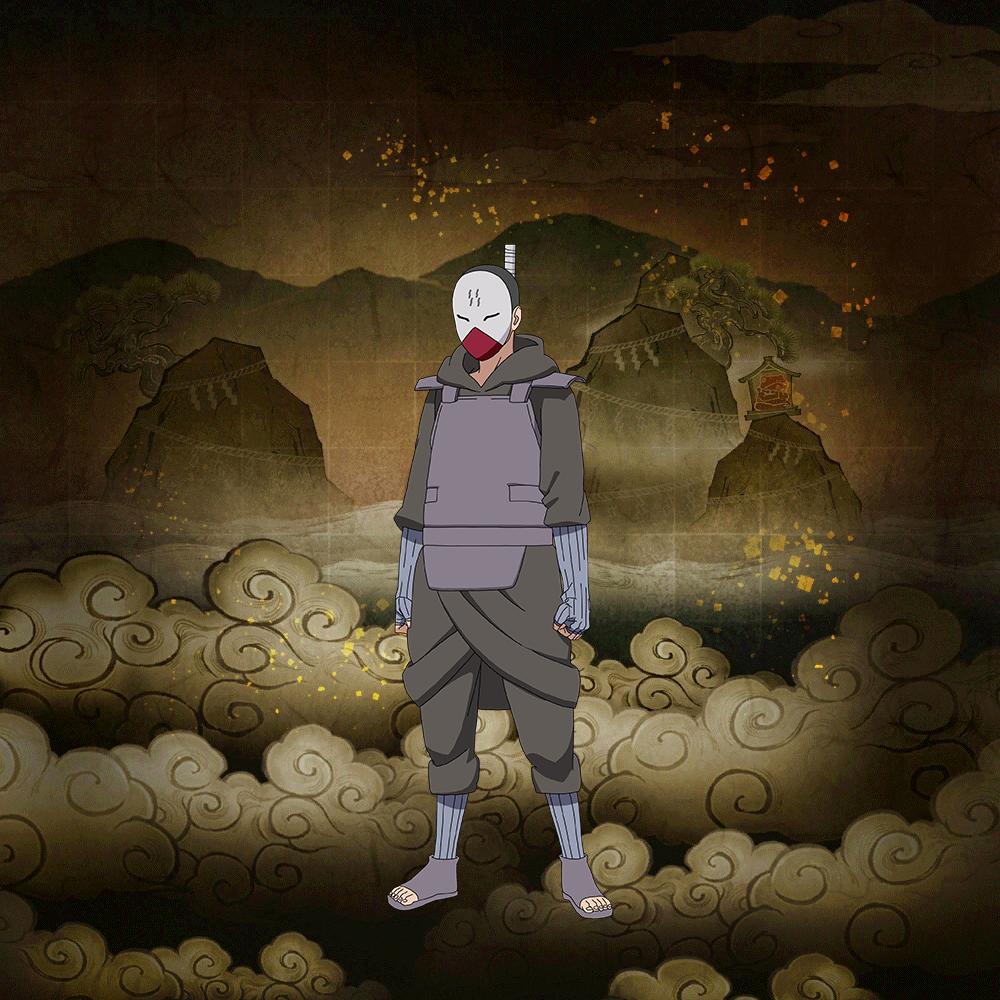 "Mist Anbu Male ""Mask Without Mercy"""