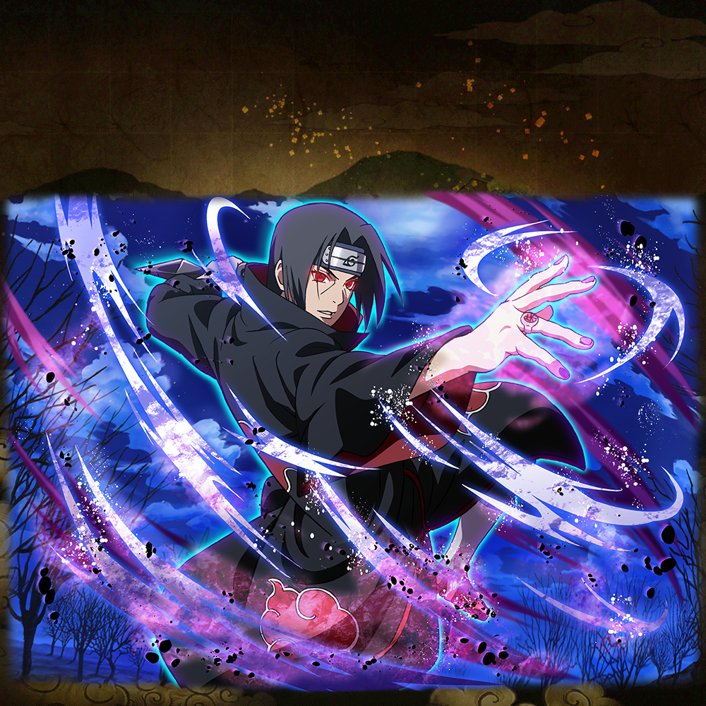 "Itachi Uchiha ""Talent and Burden"" (★6)"