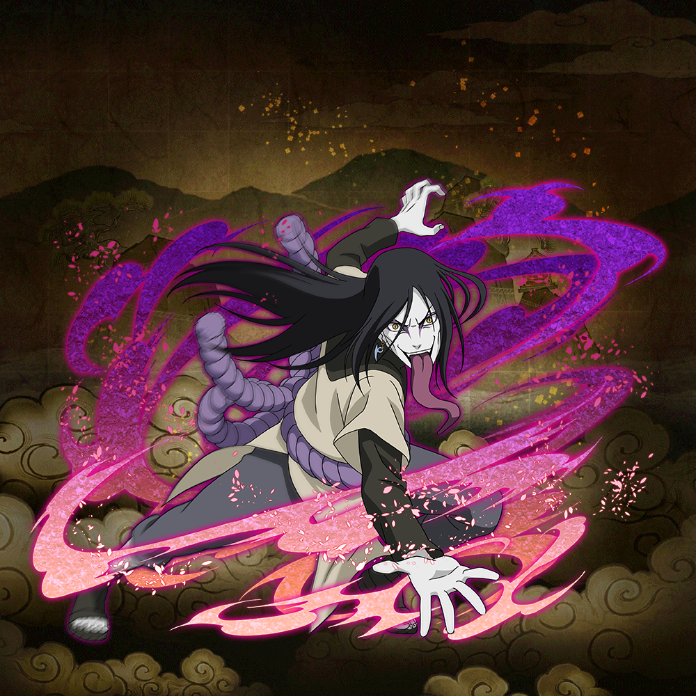 "Orochimaru ""Winds of Chaos"" (★5)"