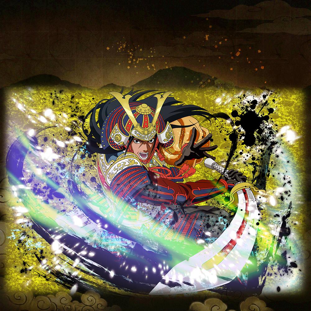 "Hashirama Senju ""Bravery Known Throughout the War"" (★6)"