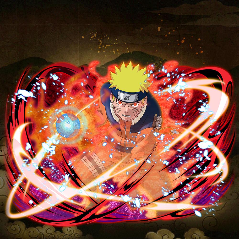 """Naruto Uzumaki """"Power of Determination"""" (★6) (Blazing Awakened)"""