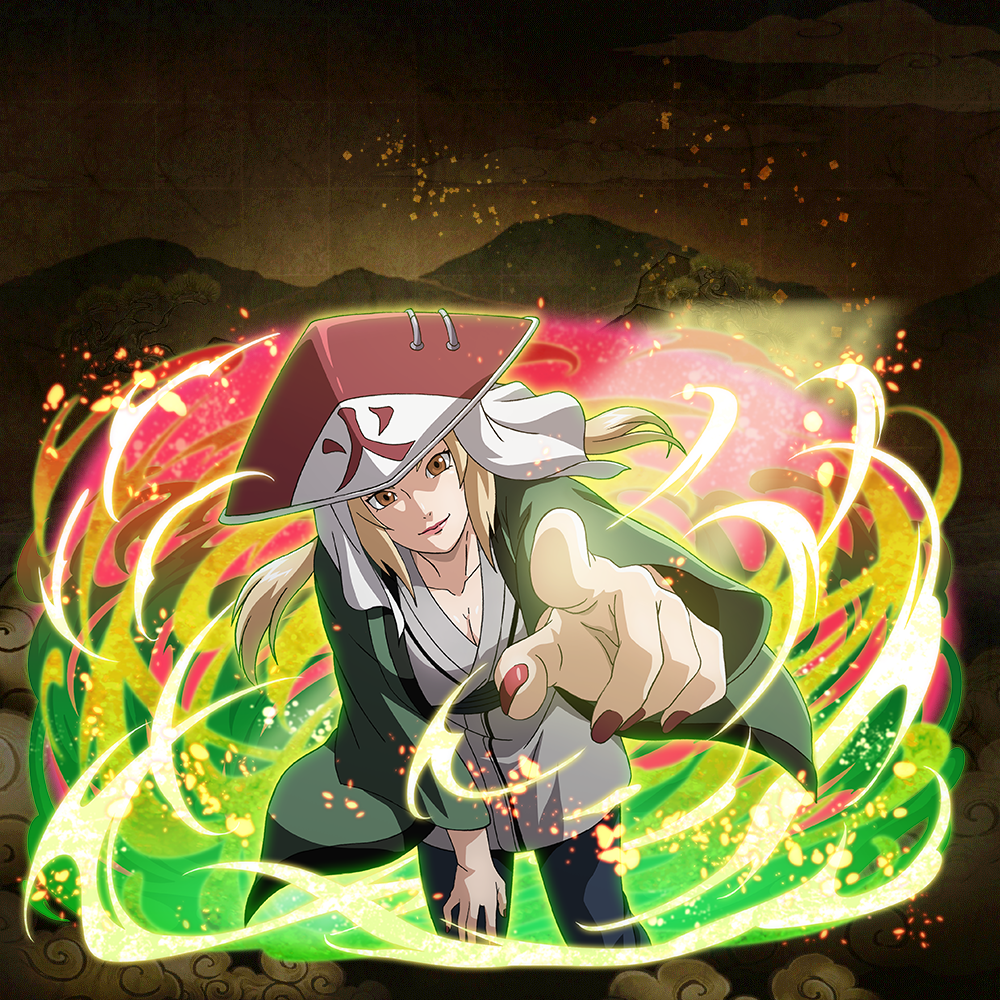 "Tsunade ""Inherited Dream"""