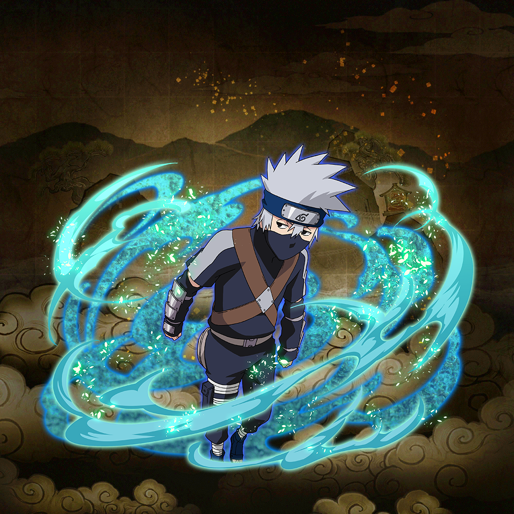 "Kakashi Hatake ""The Bitterness of Fate"" (★5)"