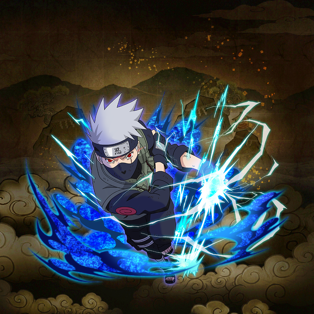 "Kakashi Hatake ""Entrusted With Hope"" (★5)"