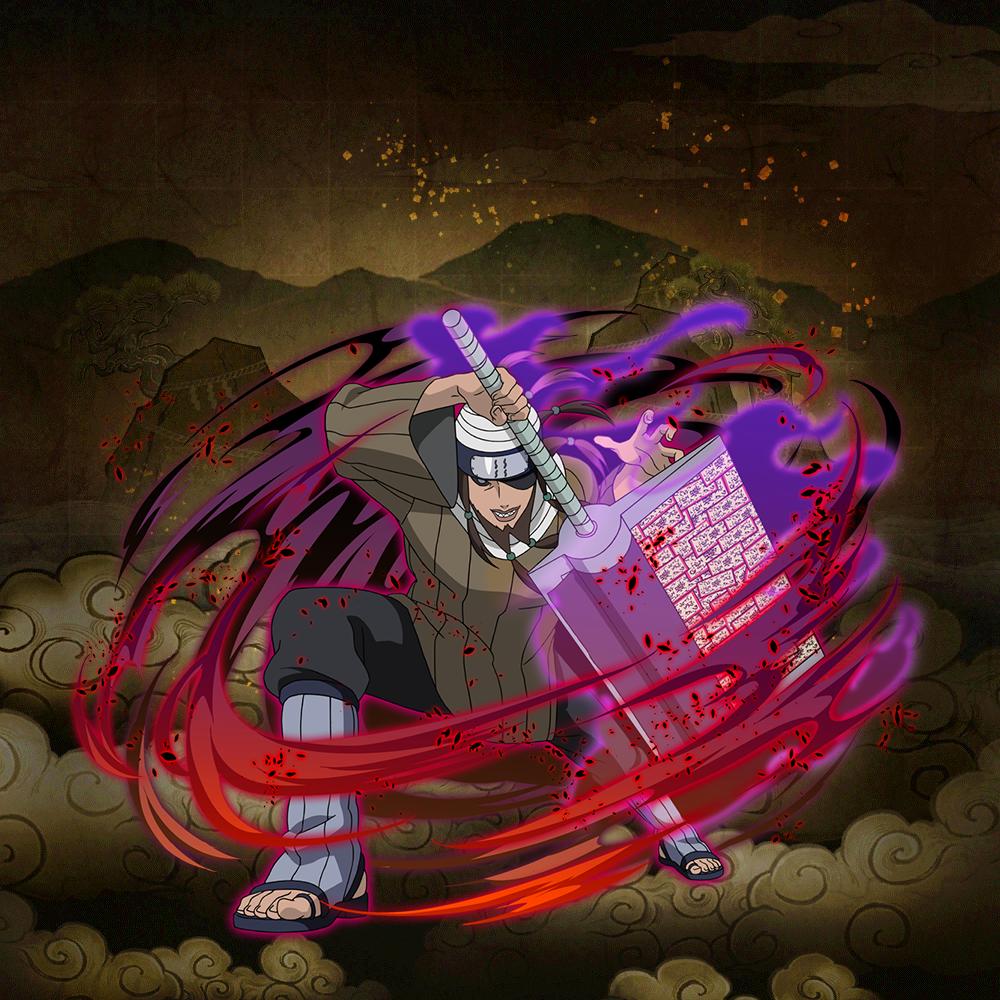 """Jinpachi Munashi """"Volatile Explosive Blade"""" (★5)"""