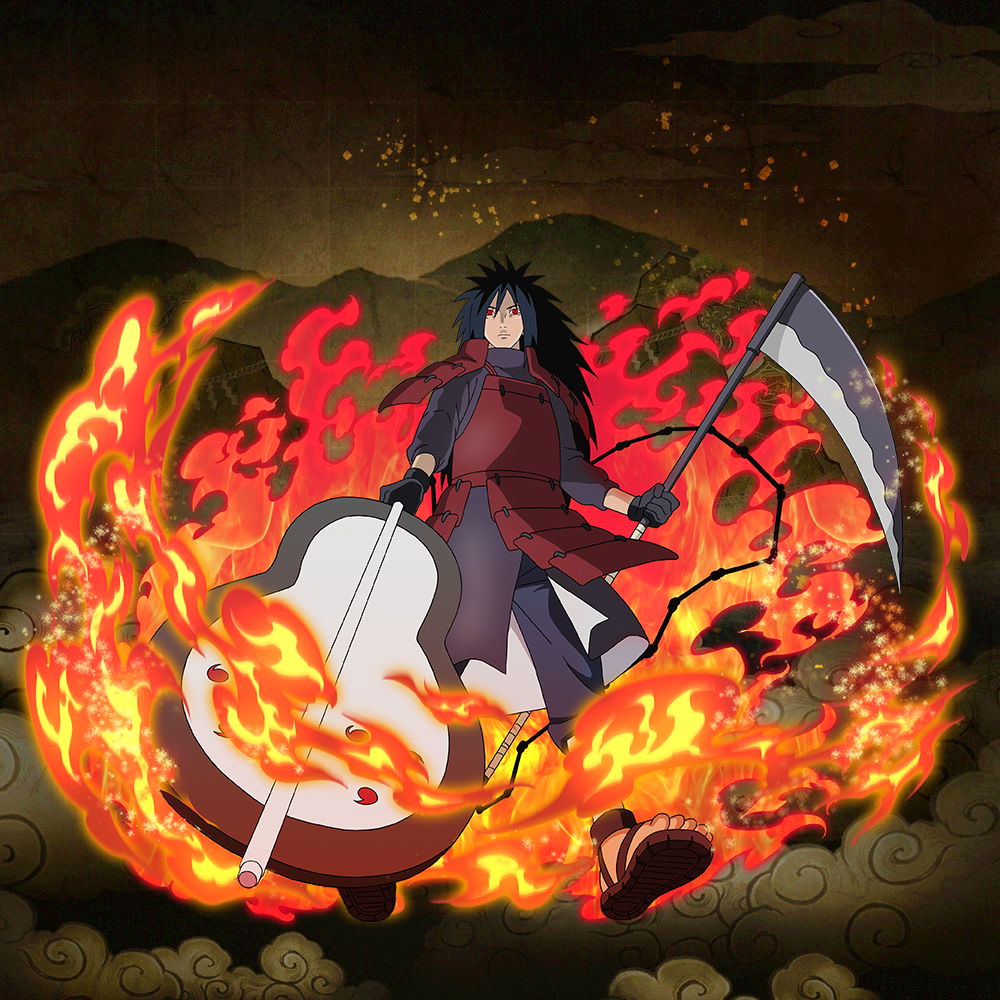 "Madara Uchiha ""The Vilest Name"" (★5)"