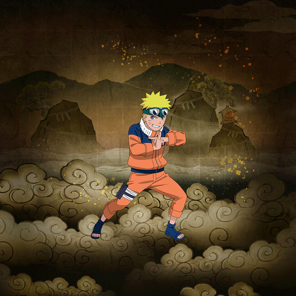 "Naruto Uzumaki ""Boy Who Aims to be Hokage"" (★3)"