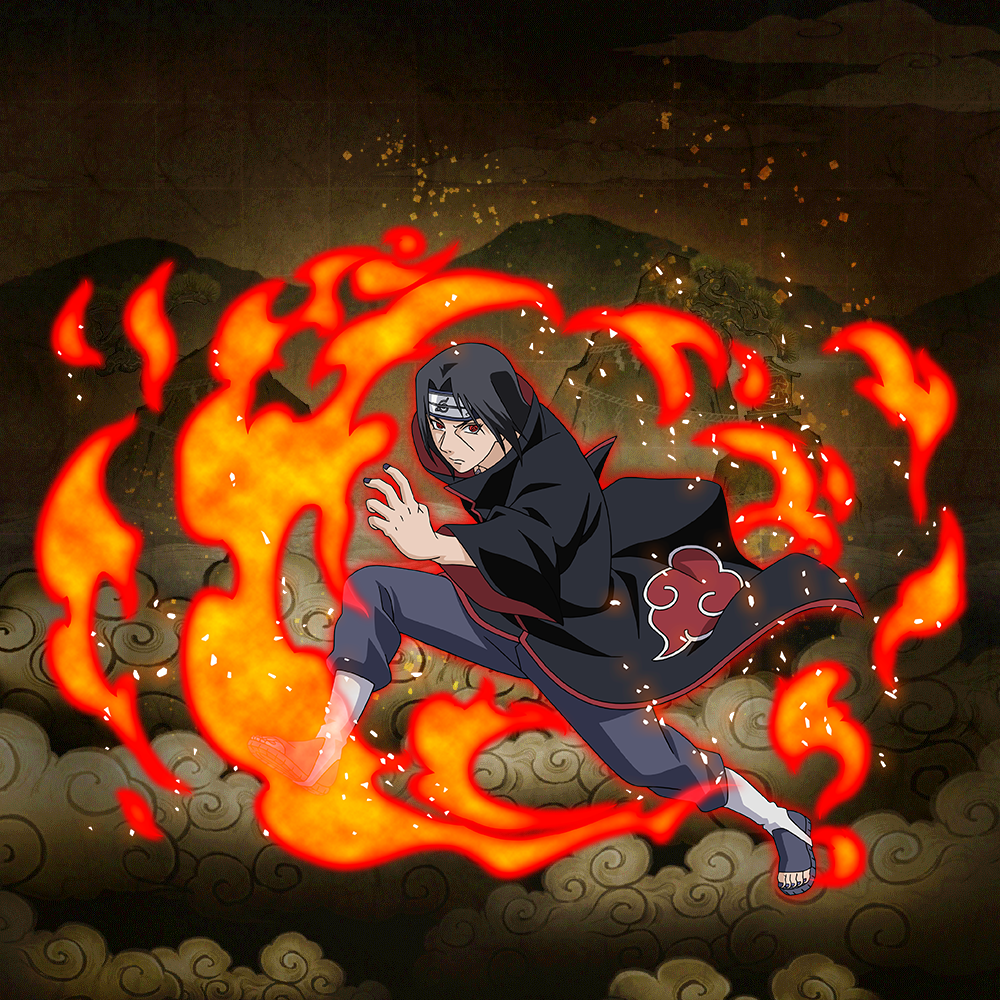 "Itachi Uchiha ""Beyond the Sharingan"" (★5)"