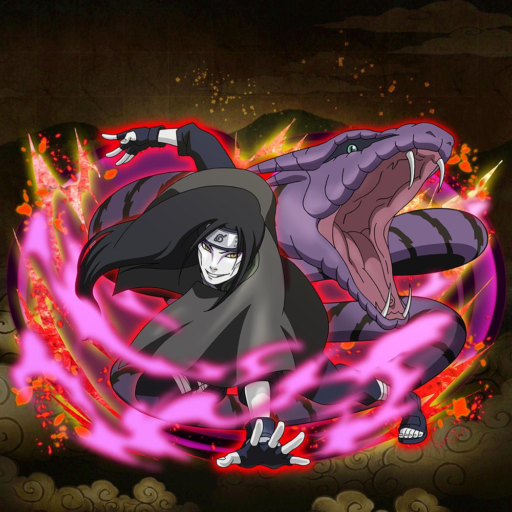 "Orochimaru ""Hidden Ambitions"" (★6)"