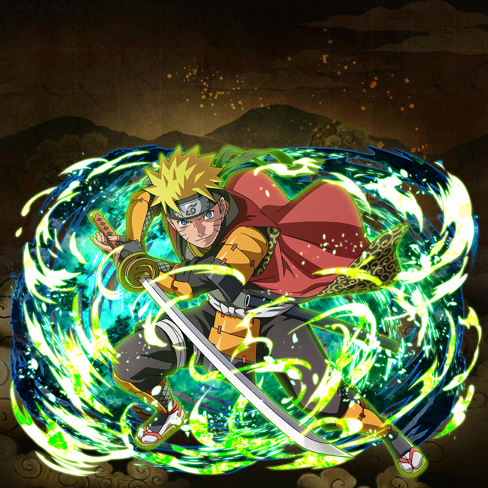 "Naruto Uzumaki ""Gale of Vigor"" (★6)"
