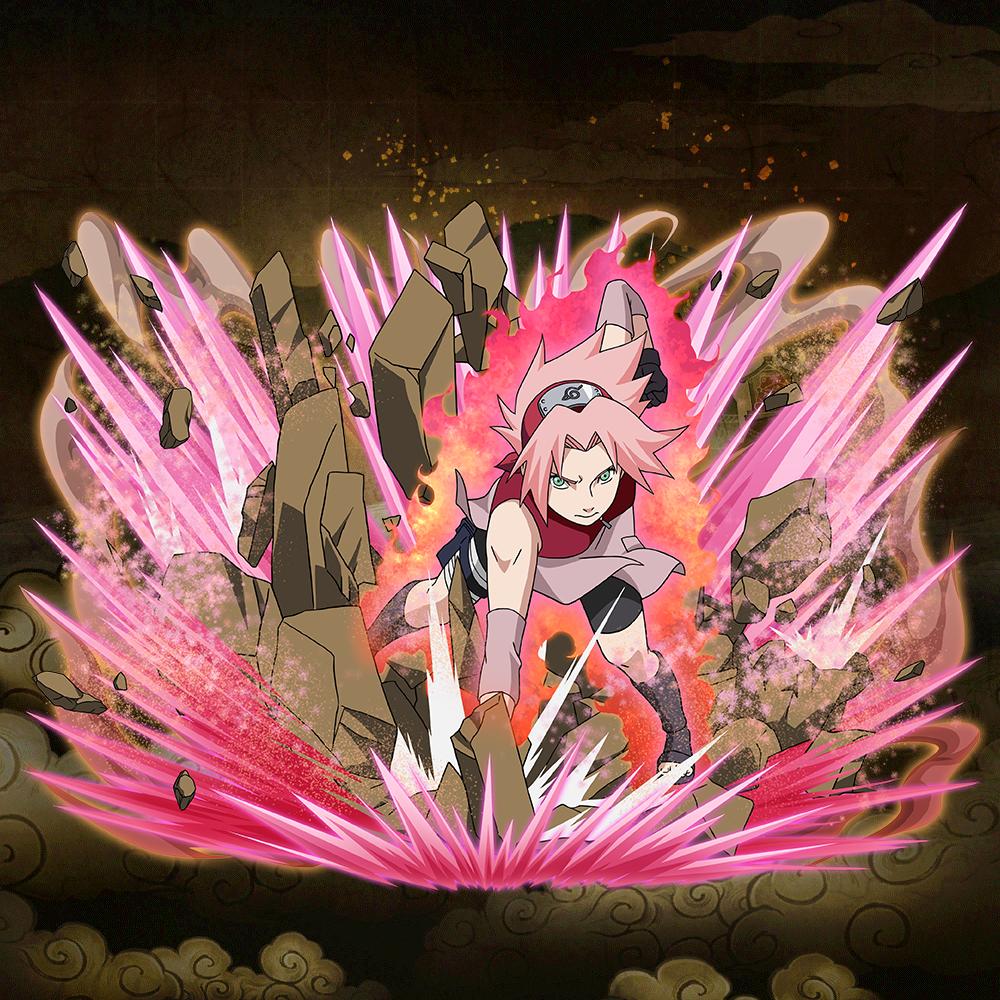 "Sakura Haruno ""Unrelenting Commitment"" (★6)"