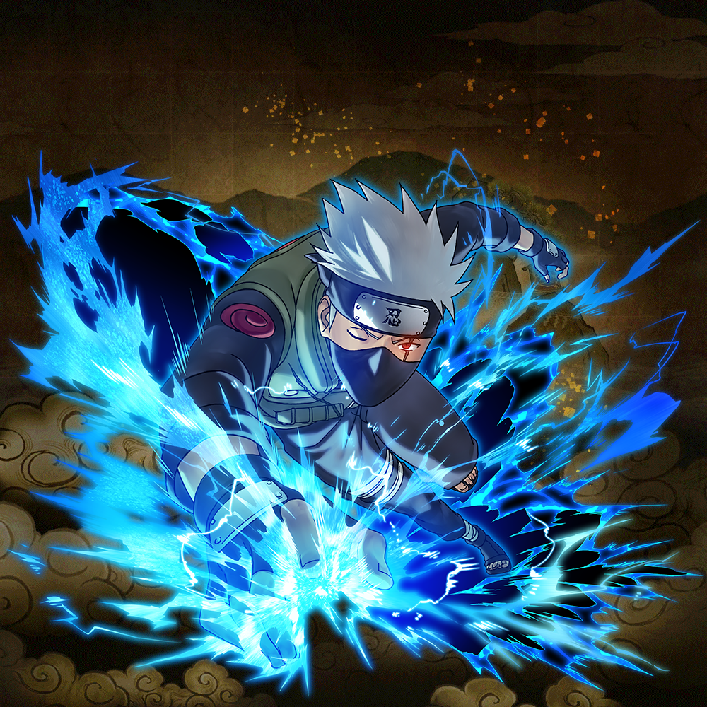 "Kakashi Hatake ""Iron Resolve"" (★6)"