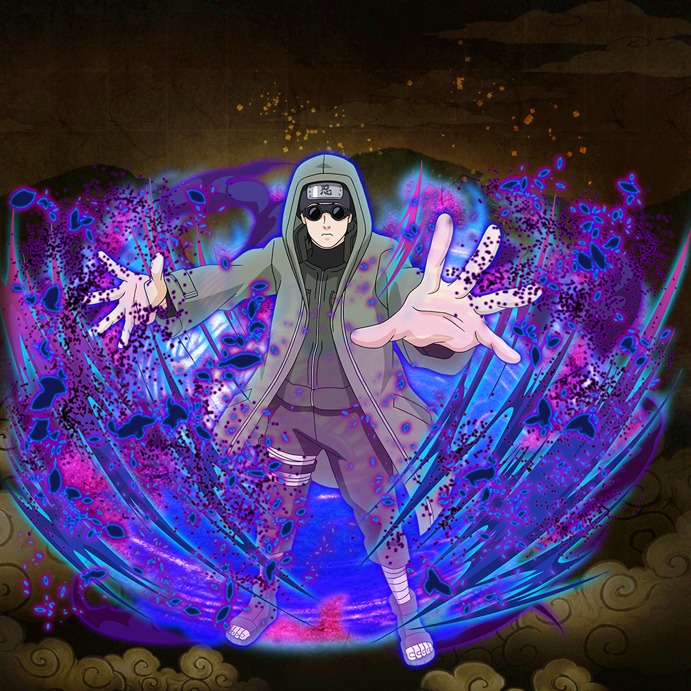 "Shino Aburame ""Raging Passion"""