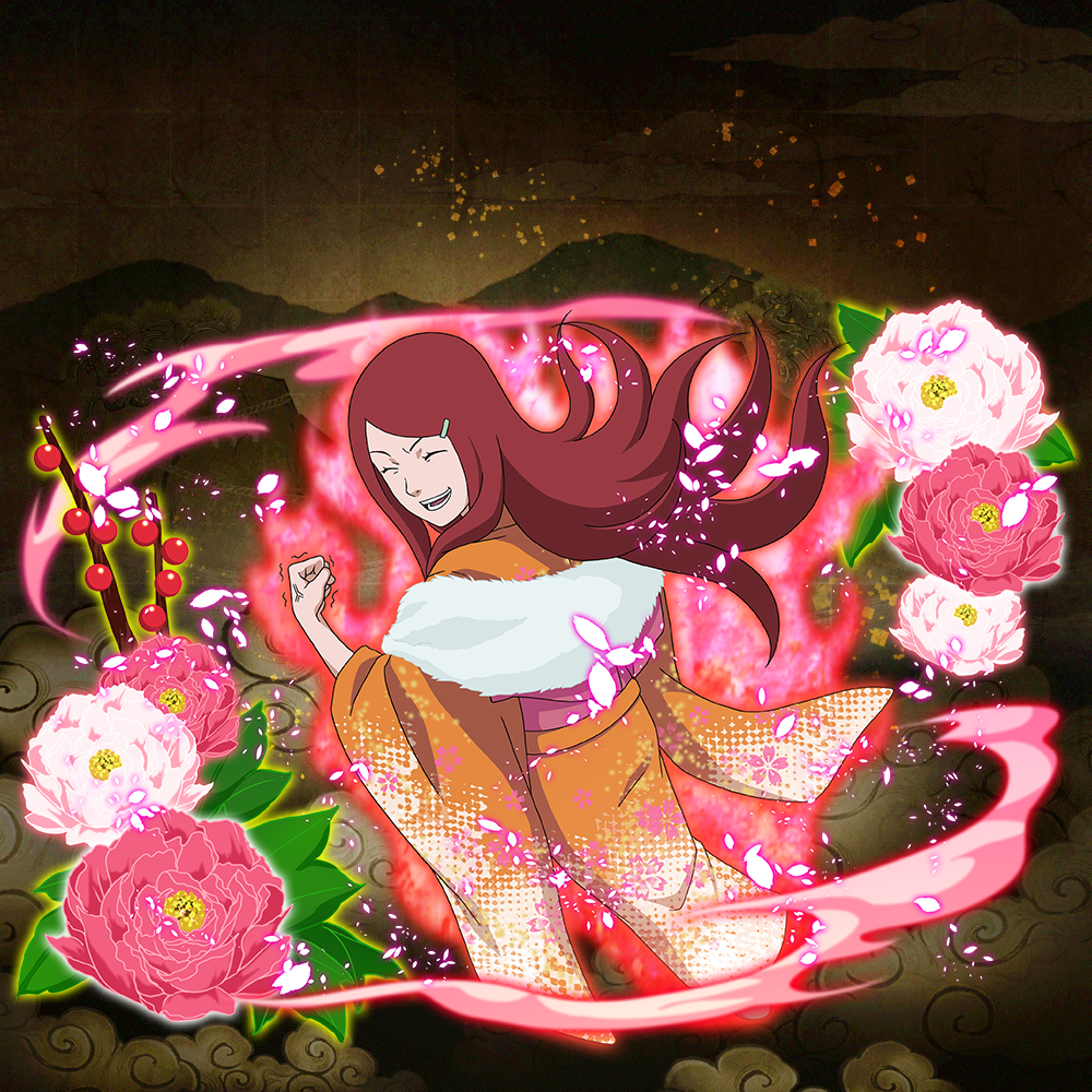 "Kushina Uzumaki ""Vermillion Prayer"" (★5)"