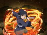 "Izuna Uchiha ""Eyes Firm in Faith"""