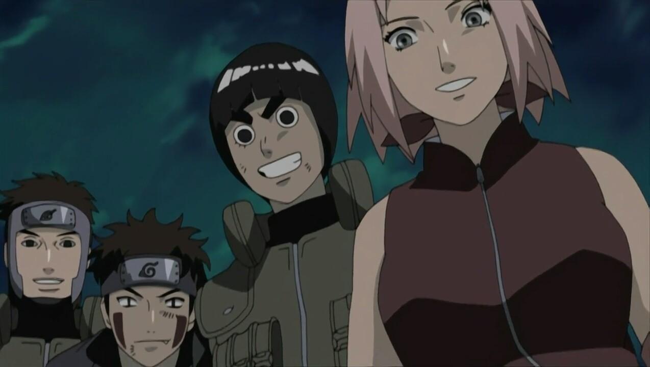 Naruto: Shippuden Episodio 71