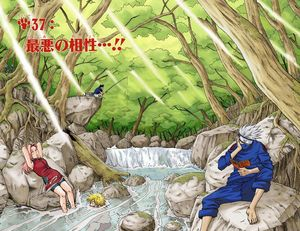 Naruto Capitolo 37