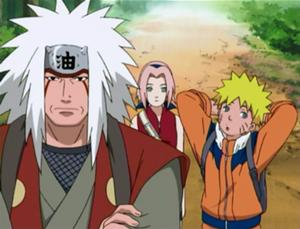 Naruto - Episódio 136: Disfarce Total!? Uma Super Missão Nível S!
