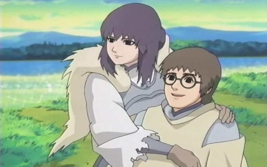 Naruto - Episódio 167: Quando as Garças Batem as Asas
