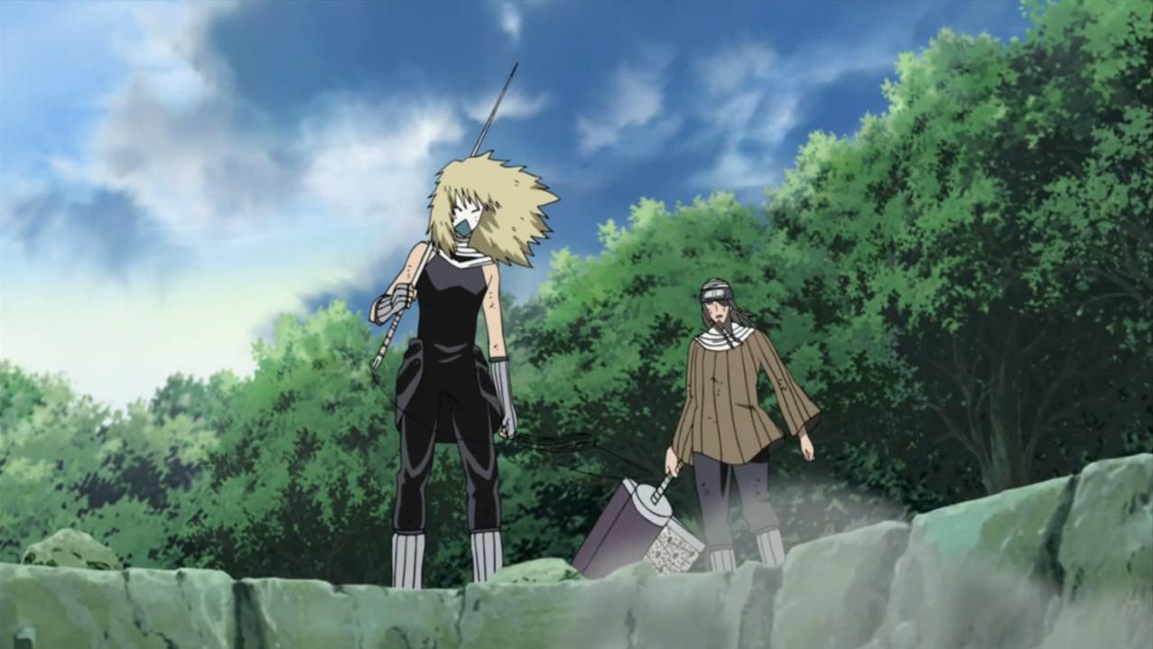 Naruto Shippūden - Episódio 288: Perigo: Jinpachi e Kushimaru!