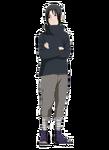 Itachi - 14 anos (Render)
