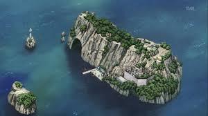 Isla Fronteriza del País del Agua