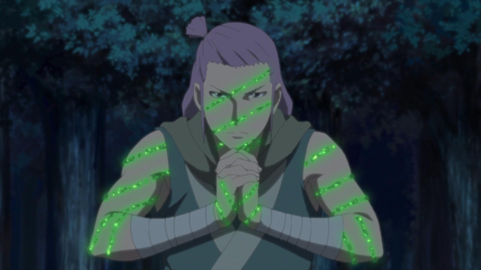 Arte Ninja da Neblina: Técnica Proibida: Extermínio do Submundo