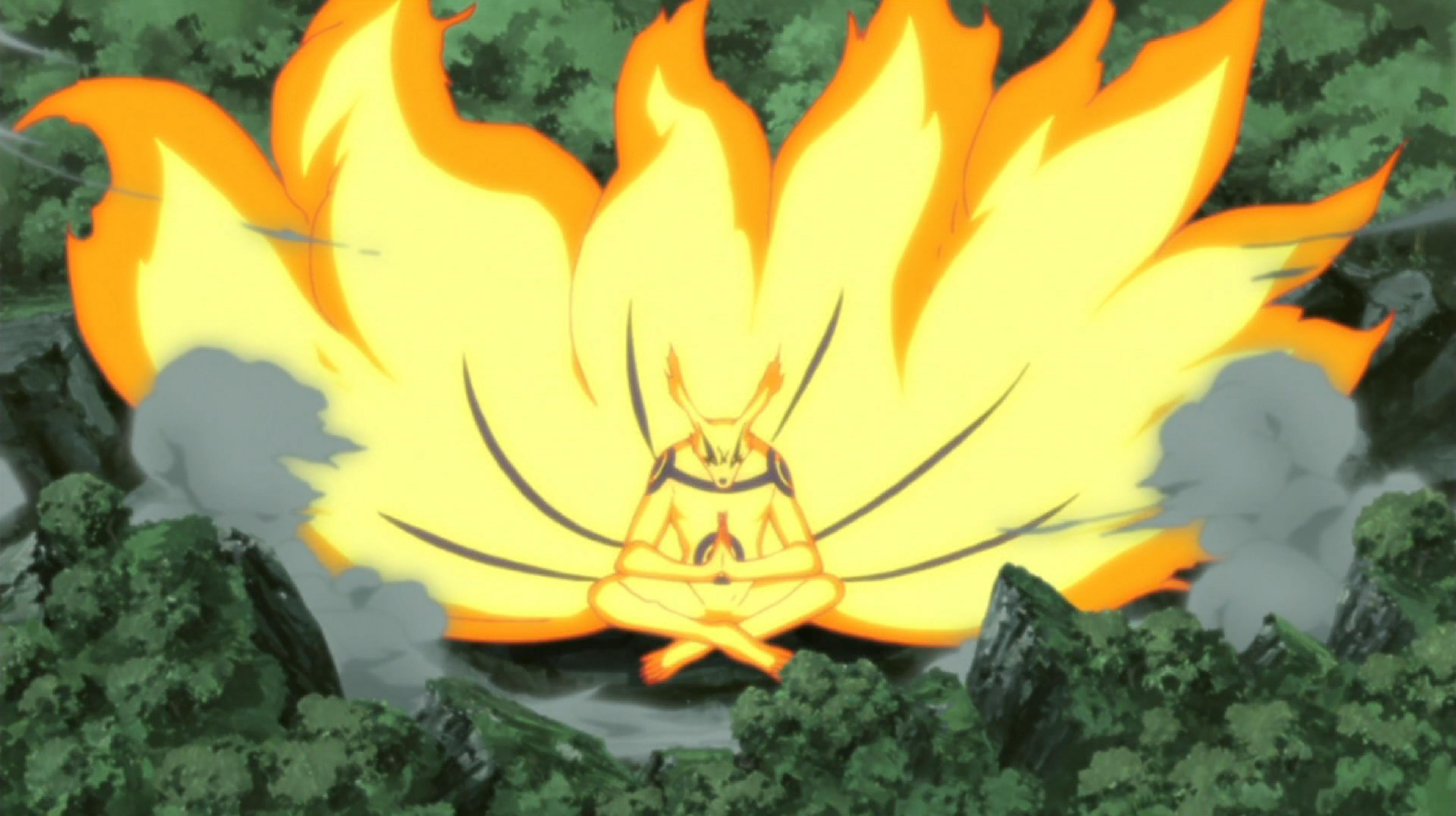 Kurama Narutopedia Fandom