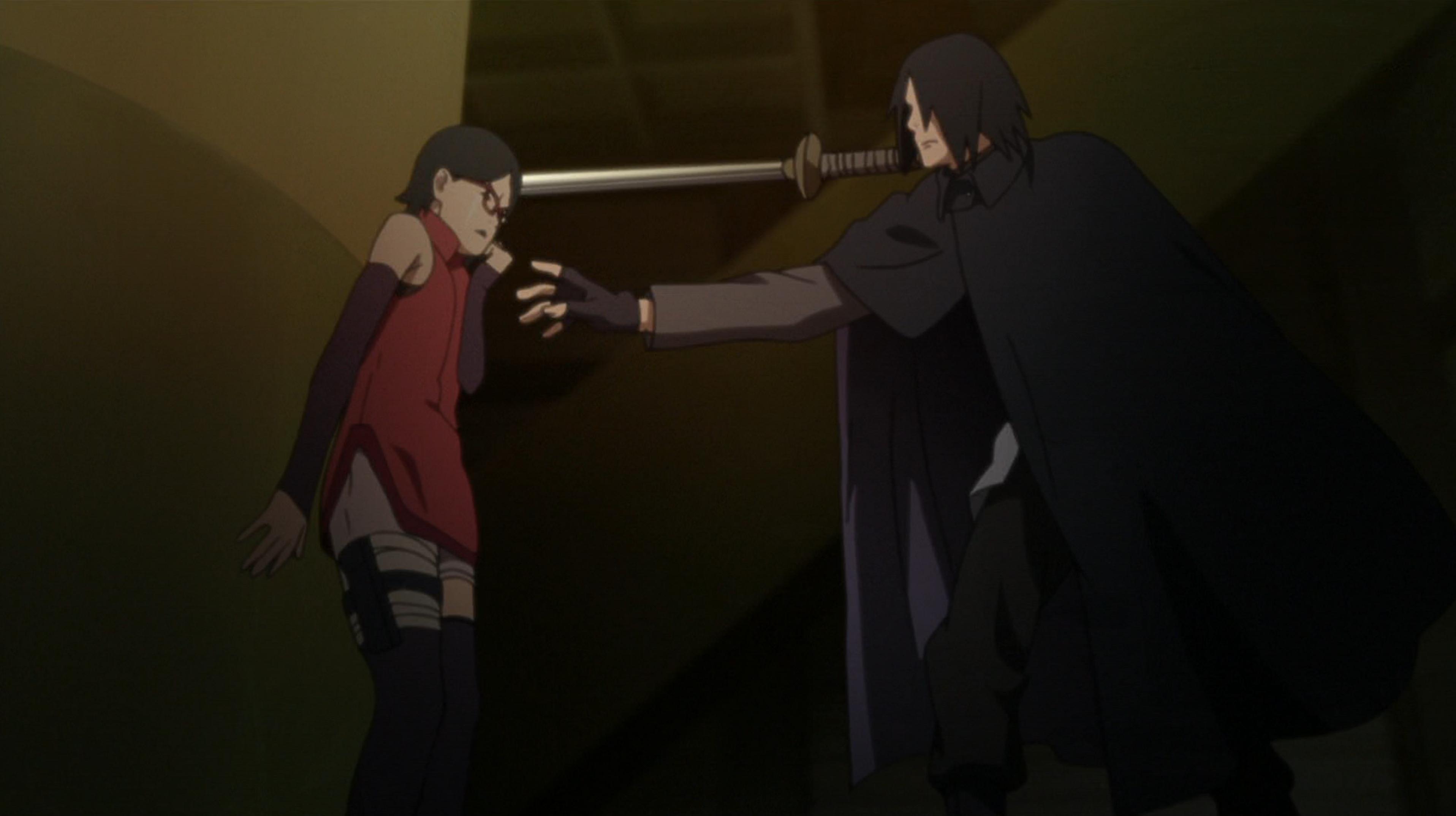 Sasuke et Sarada