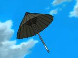 Ombrelli con chiodi