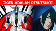 TERUNGKAP!! JIGEN adalah seorang OTSUTSUKI?! Review MANGA BORUTO CHAPTER 35