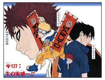 Naruto Capitolo 127