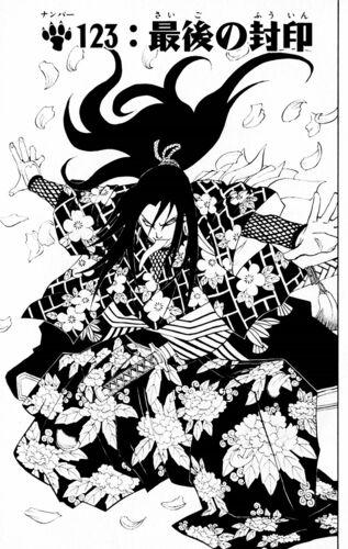 Naruto Capitolo 123