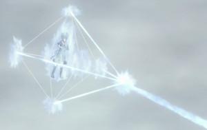 Elemento Cristal: Flecha de Luz