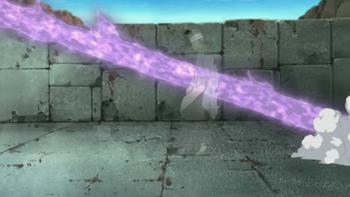 …he casts Izanagi to nullify the damage…