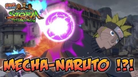 Naruto Shippuden Ultimate Ninja Storm Revolution - PS3 X360 - Mecha-Naruto ?!? (English Trailer)