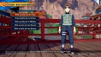 Naruto To Boruto Shinobi Striker - Creación de personajes.png
