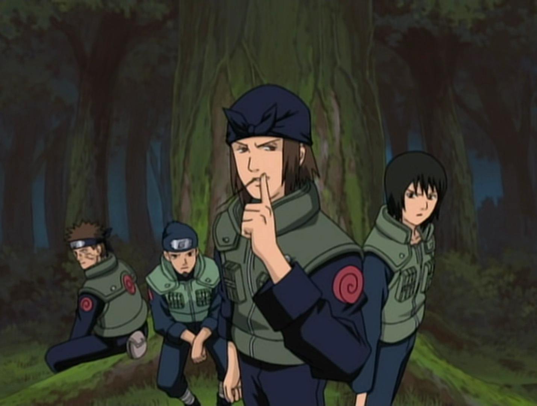 Équipe de Missions Spéciales de Konoha