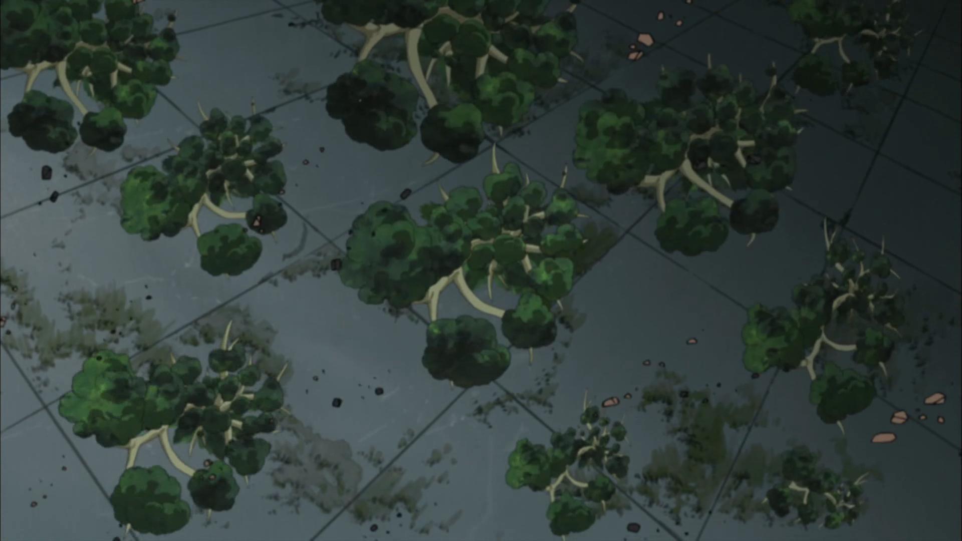 Mokuton - Forêt des Essences Marines