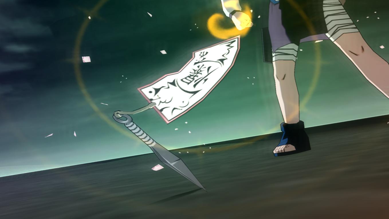 Arte Ninja: Dança da Neve da Flor de Cerejeira