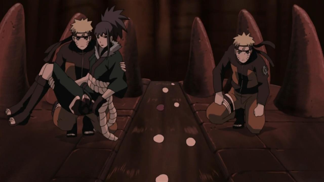 Naruto Shippūden - Episódio 108: O Caminho da Camélia