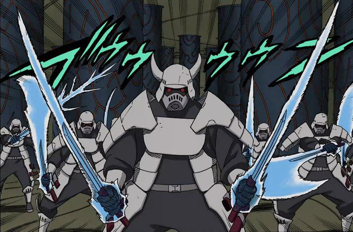 Técnica do Sabre Samurai