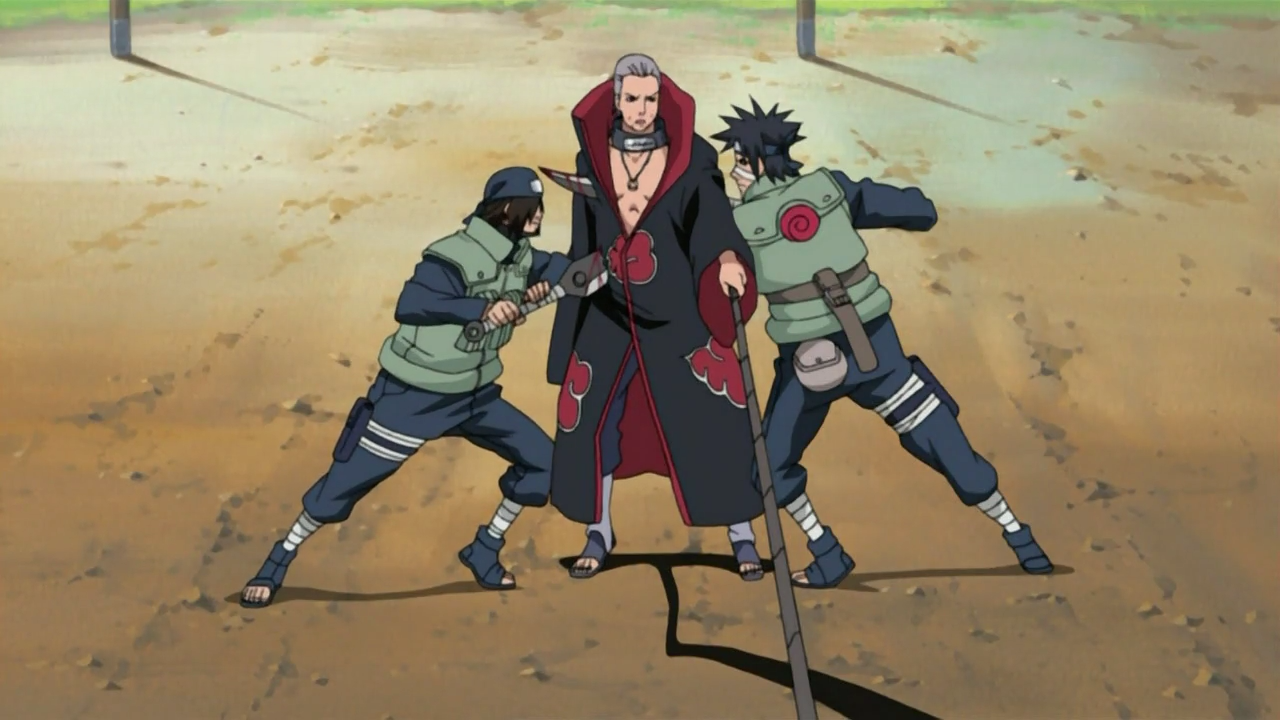 Naruto: Shippuden Episodio 77