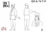 Arte Pierrot - Sasuke Machucado